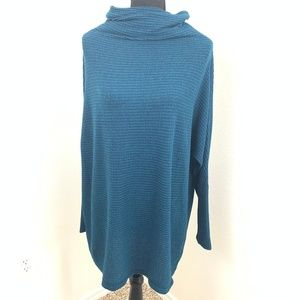 We the Free Long Cowl Neck Sweater Tunic S